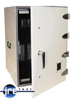 JRE1720 closed Shielded Test Enclosure